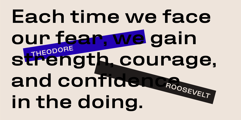 Fixture font family · Sudtipos com